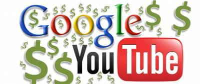 Заработок YouTube c AdSense