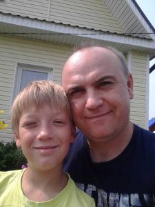 Я с Кириллом