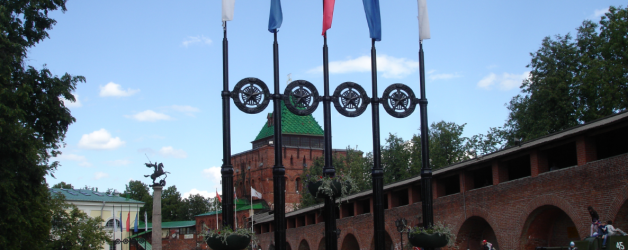 Фоторепортаж к дню России и дню г. Н. Новгорода 12.06.2015
